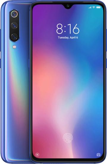 Xiaomi Mi 9 6/64GB (niebieski) tanio z polskiej dystrybucji!