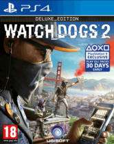 Watch Dogs 2 Delux Edition / PS4 / Xbox One