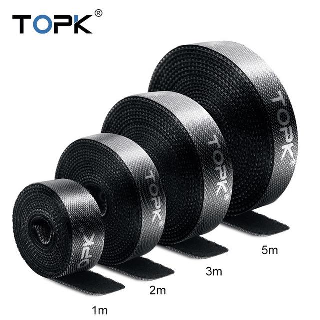 Rzep/organizer do kabli TOPK 0,5-5m