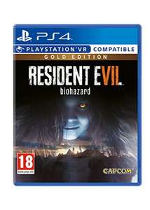 Resident Evil 7 Gold Edition PS4