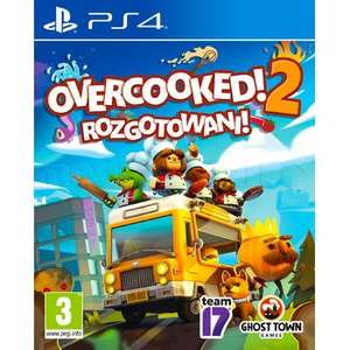 Overcooked 2  Rozgotowani PS4