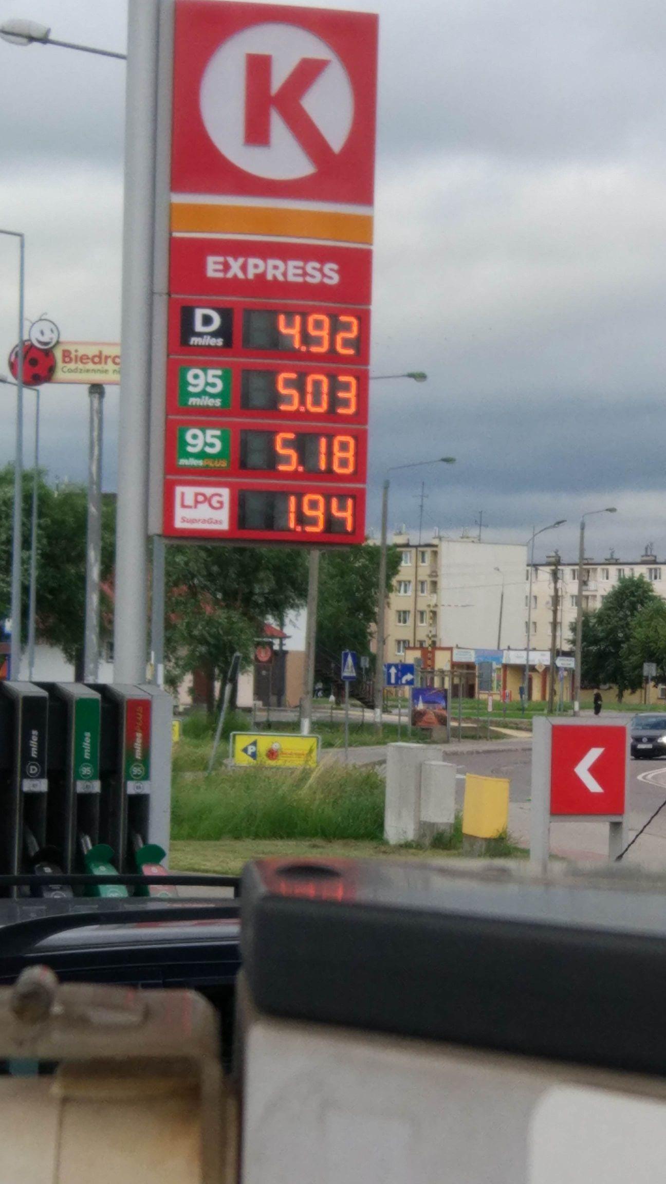 LPG- Pruszcz Gdański 1.94