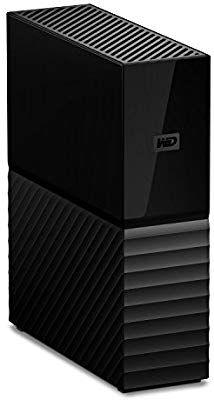 Dysk zewnętrzny WD 6 TB My Book Desktop Hard Drive