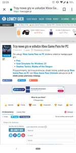 Prey, Goat Simulator i Shadow Tactics w Game Pass na PC