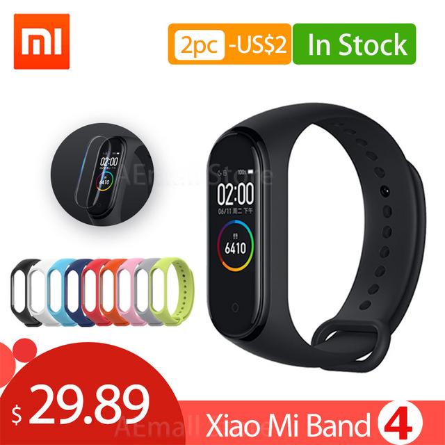 Xiaomi Mi Band 4 - 23,49$