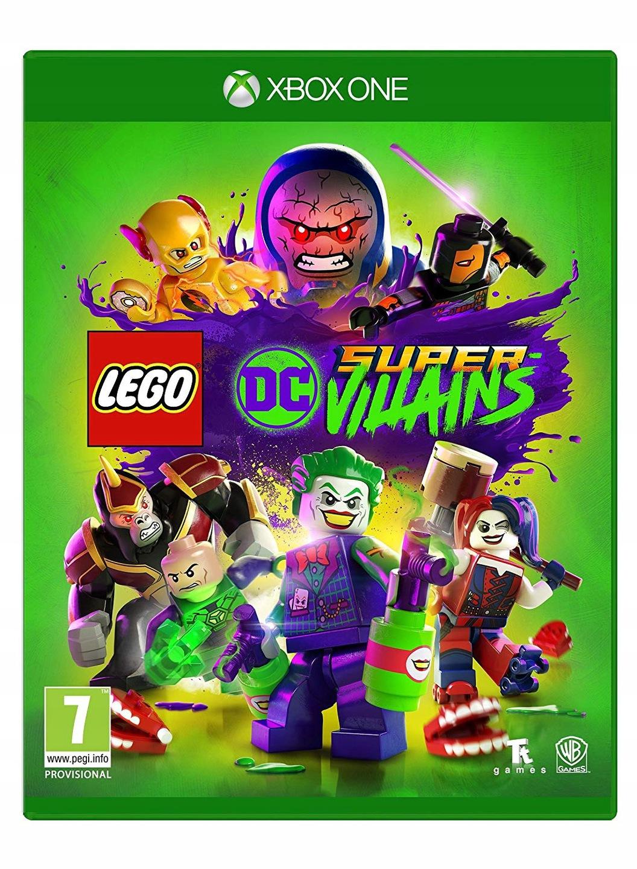 Lego DC Super Złoczyńcy XONE i PS4