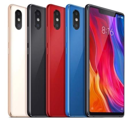 Smartfon Xiaomi Mi 8 SE 4 GB 64 GB 3120mAh 20 MP
