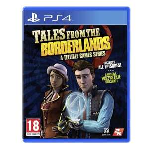 TALES FROM THE BORDERLANDS PS4/Xbox One