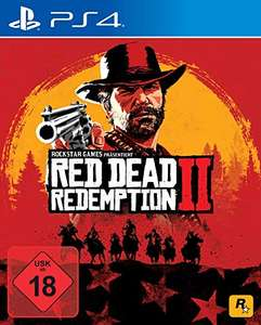 Red dead redemption 2 z Amazon.de