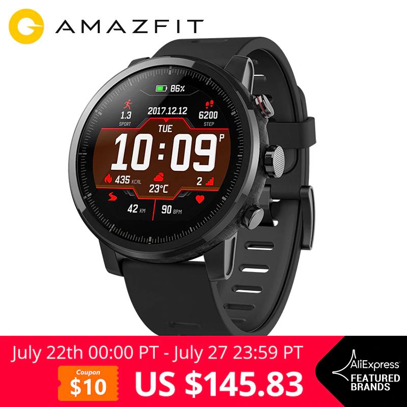 Smartwatch Xiaomi Huami AmazFit 2 Stratos z PL