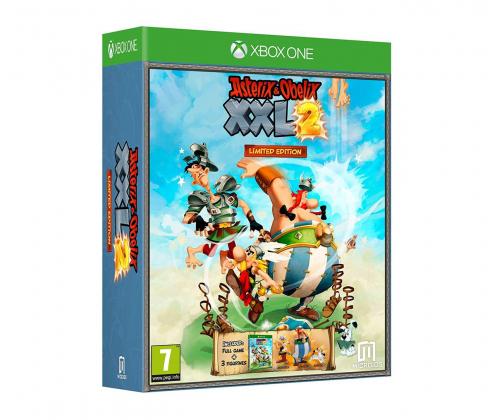 PS4 / XBOX ONE Asterix & Obelix XXL 2 EDYCJA LIMITOWANA