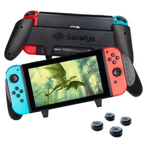Satisfye uchwyt / grip nintendo switch