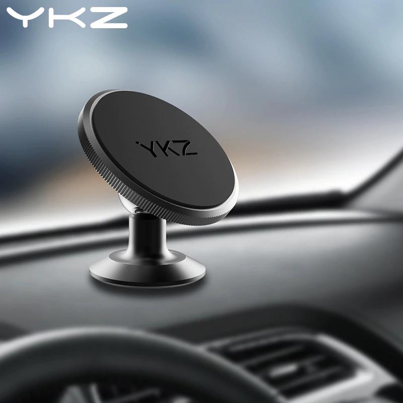 Uchwyt magnetyczny do samochodu na telefon