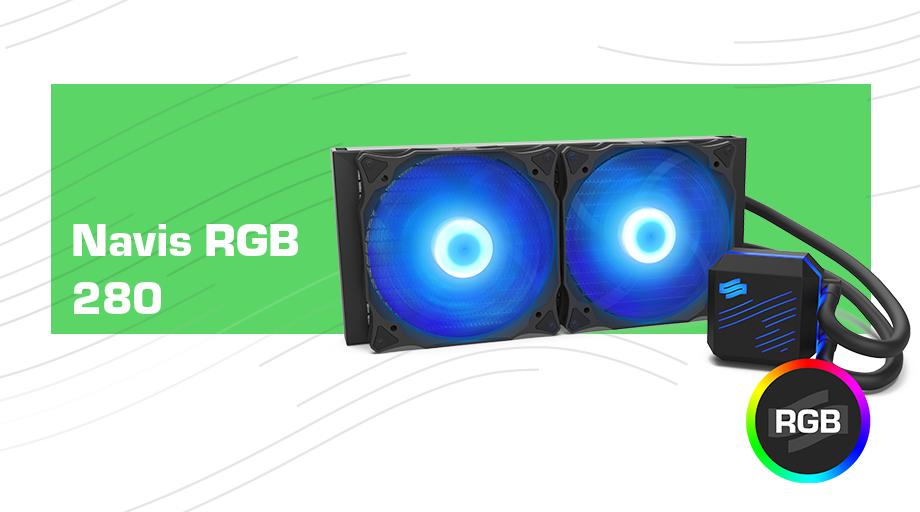 Navis RGB 280 od Sillentium w dobrej cenie z biletem do kina
