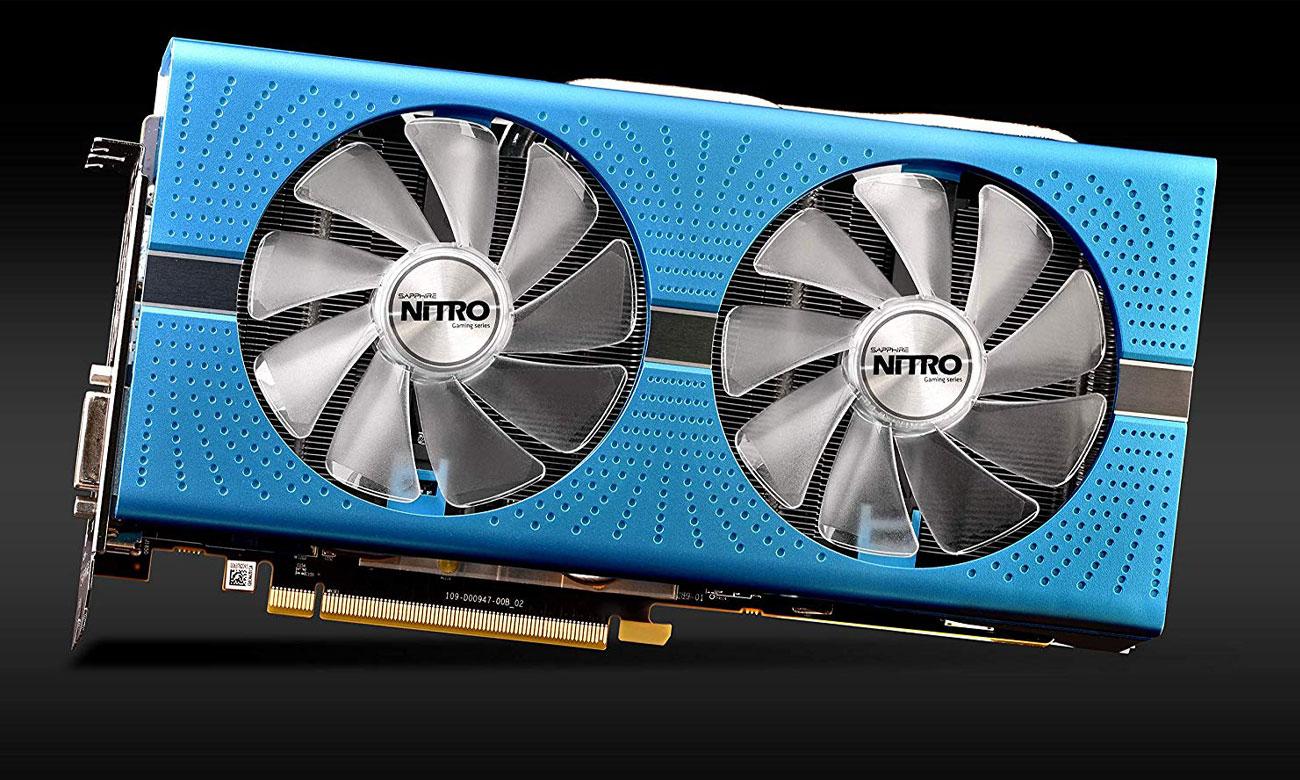 Sapphire rx 590 nitro+ SE - 899 zł