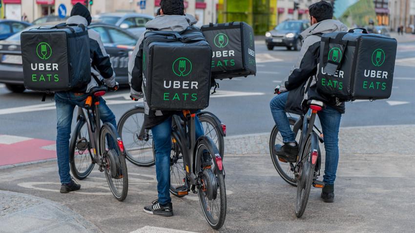 Uber Eats - 3 x 15zł na trzy pierwsze zamówienia
