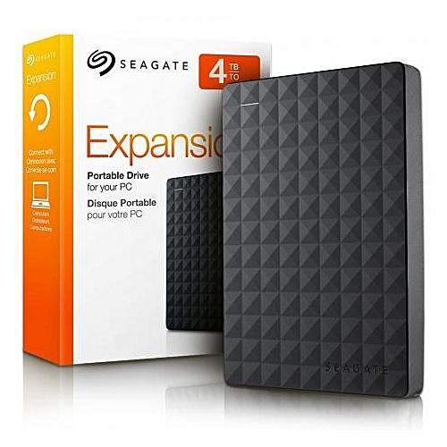 Seagate 4 TB Expansion USB 3.0