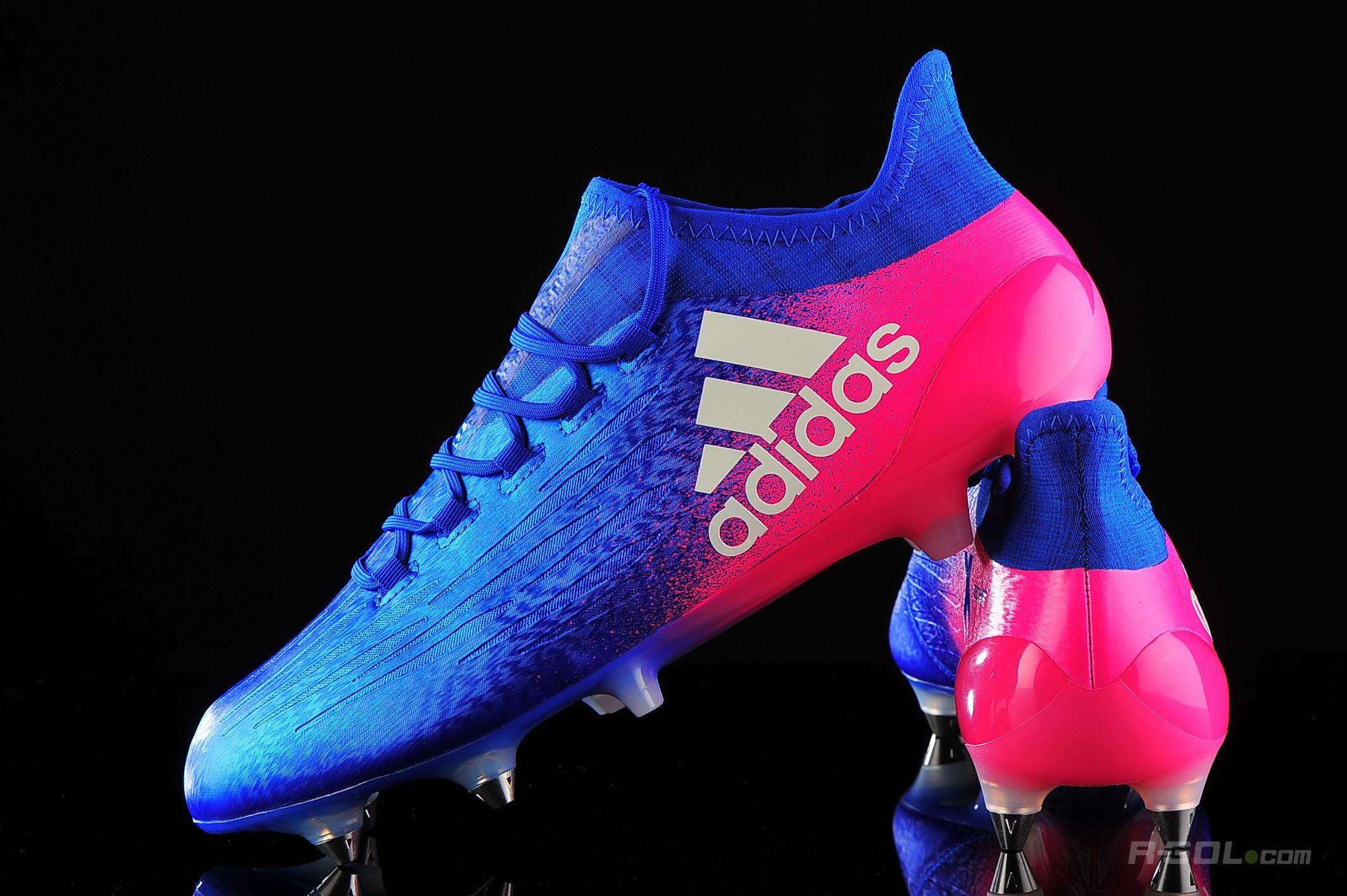 Buty piłkarskie wkręty adidas X 16.1 SG BB5739