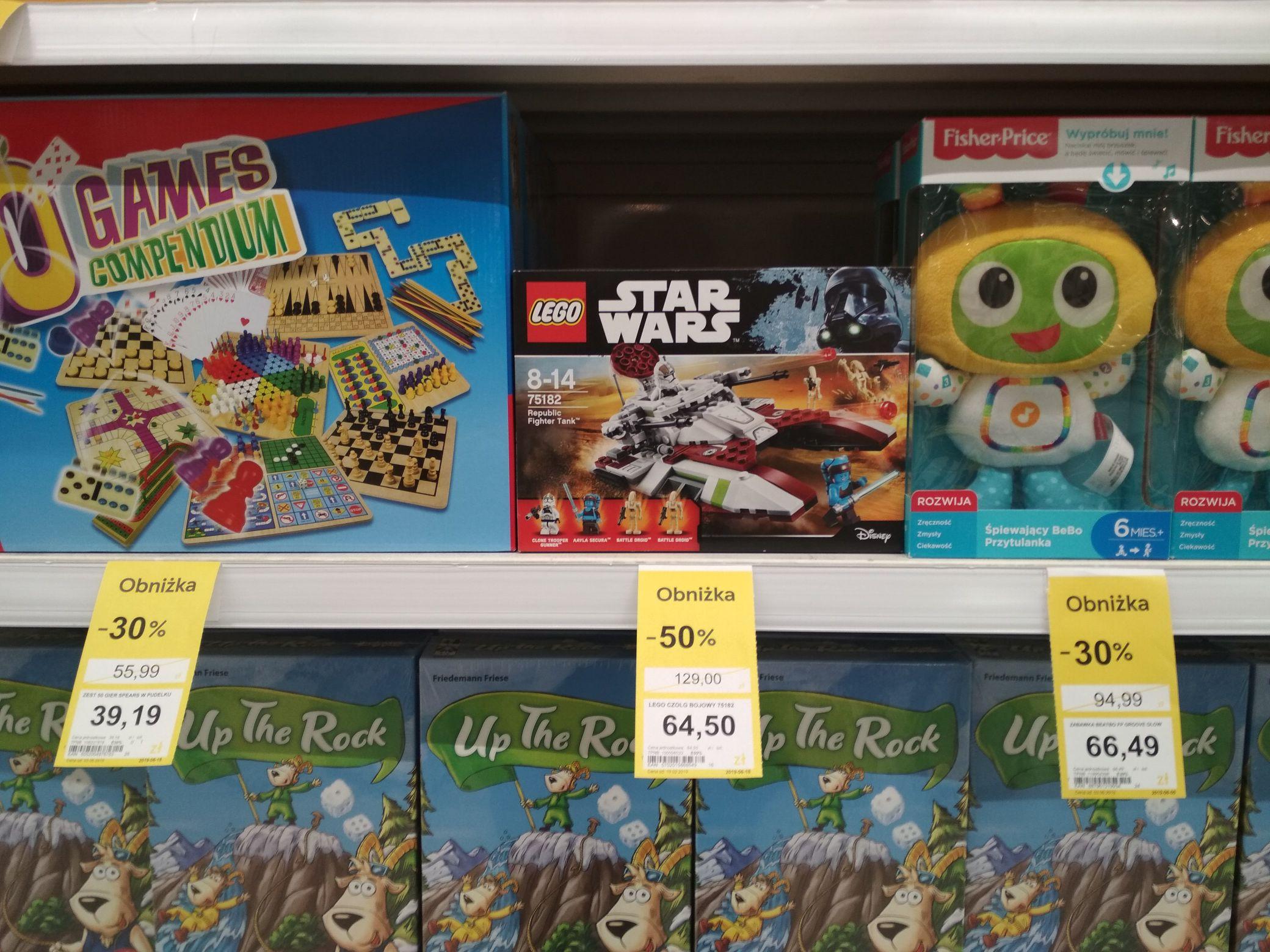 Lego Star Wars Czołg Bojowy 75182 @Tesco