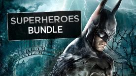 Superheroes Bundle (LEGO Batman, Arkham Asylum, Injustice)
