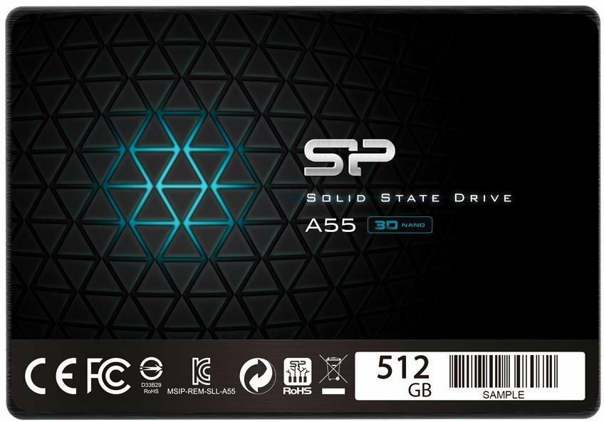 Dysk SSD Silicon Power Ace A55 512GB