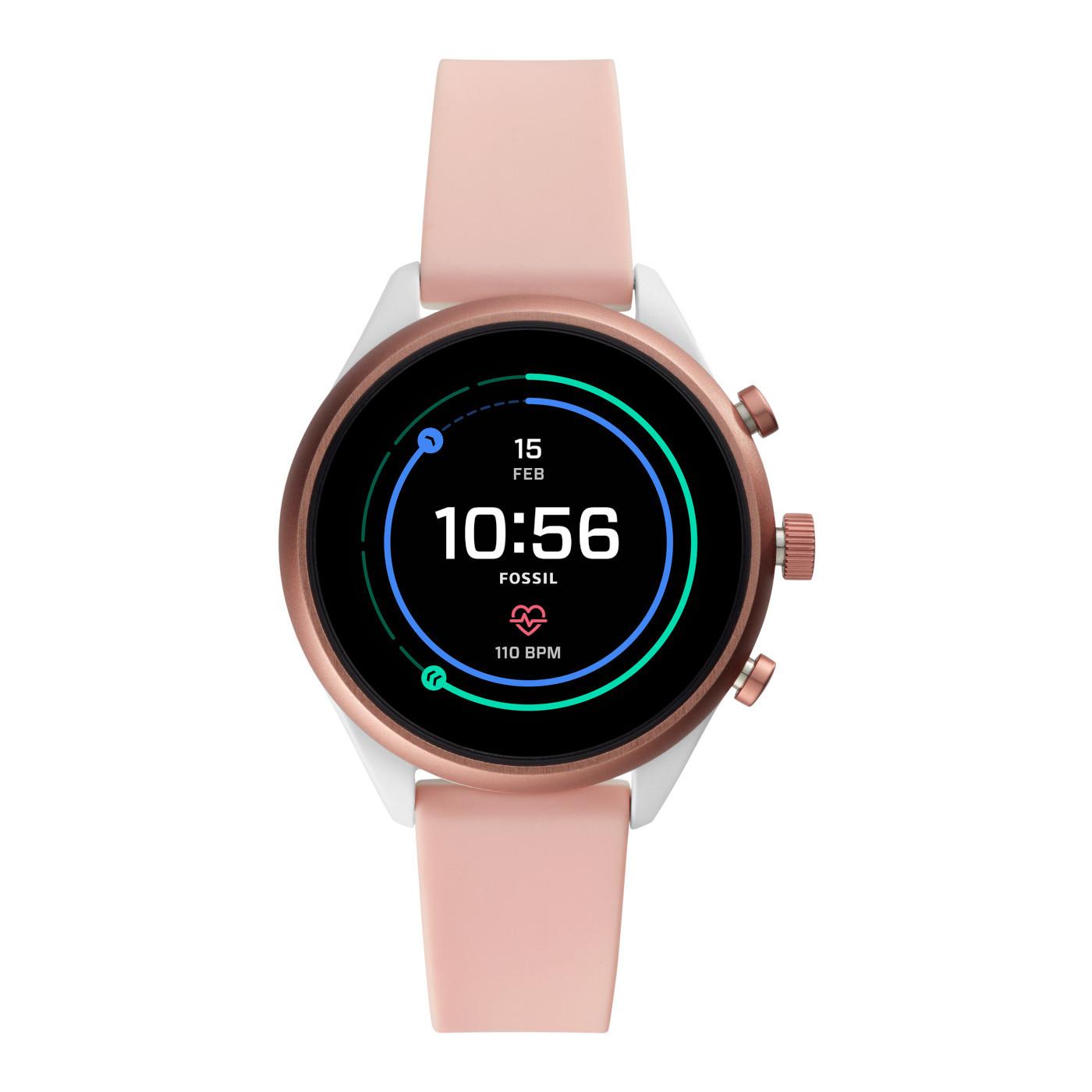 Fossil Sport  gen 4 (FTW6022) - Android Wear, NFC, GPS