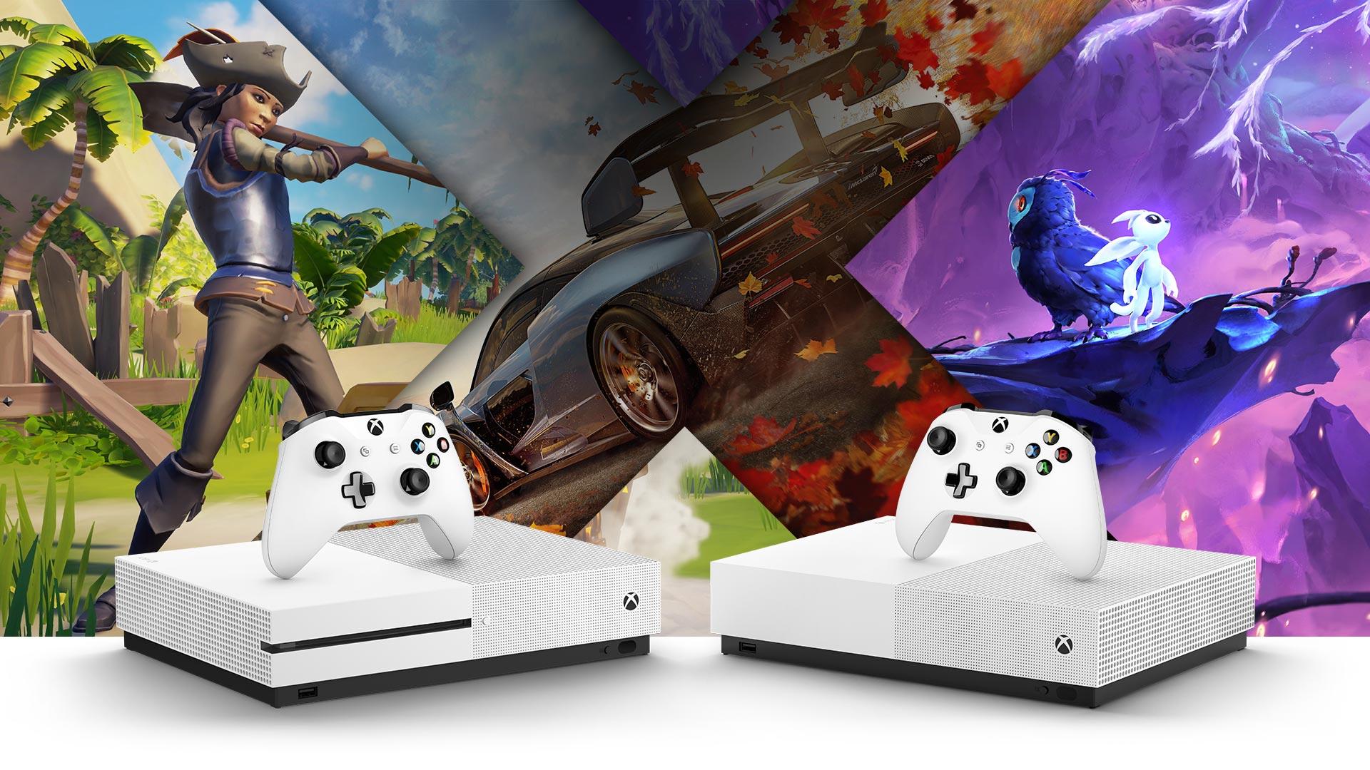 4 tytuły na Xbox One po 22,99zł w Media Markt