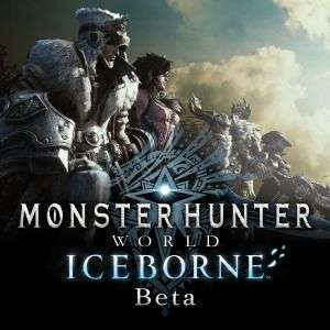 Darmowy dostęp do bety Monster Hunter World: Iceborne PS4