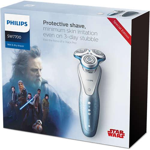 Golarka PHILIPS SW7700 Star Wars Special Edition na dzień ojca -47%