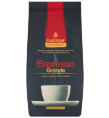 Kawa ziarnista Dallmayr Professional Cafè Crema Grande / Espresso Grande 1KG