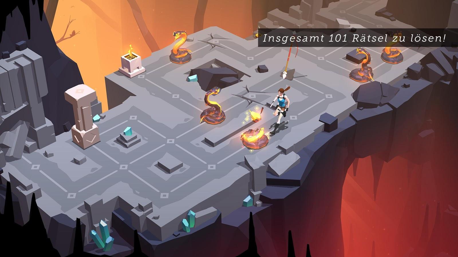 Lara Croft GO szybka wyprzedaż 80% taniej!