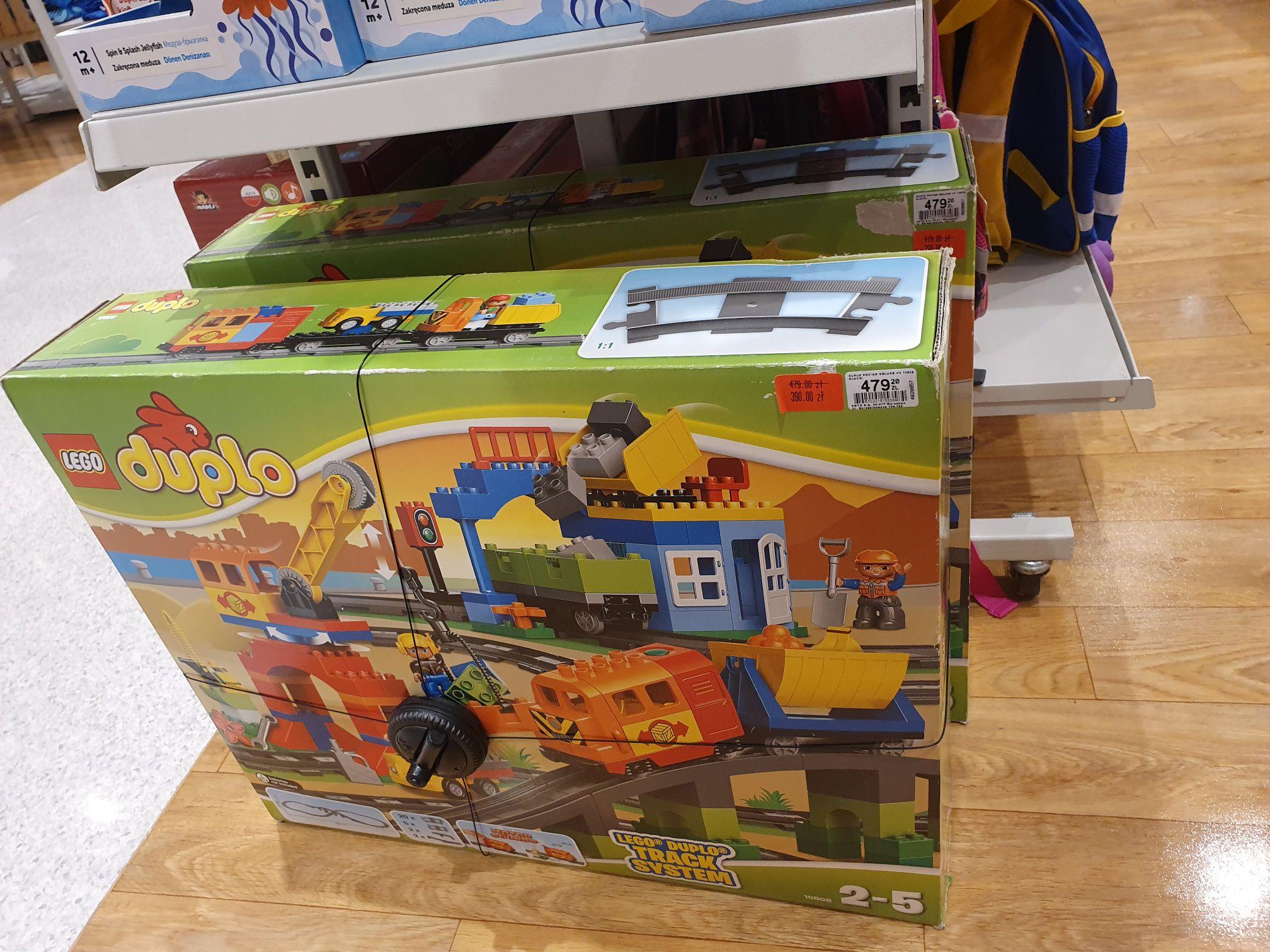 Lego Duplo pociąg 10508 w Smyku w Lublinie