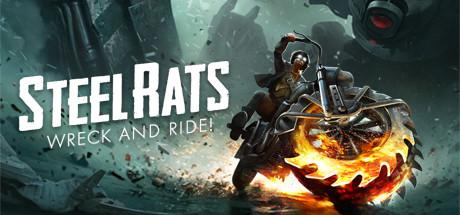 Steel Rats (PC) - bardzo dobra gra polskiego studia, w rewelacyjnej cenie!