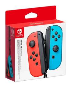 Kontrolery Nintendo Switch Joy-Con Neon Red-Blue