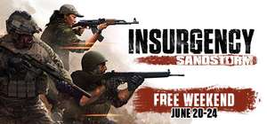 Insurgency Sandstorm Free Weekend od 20.06