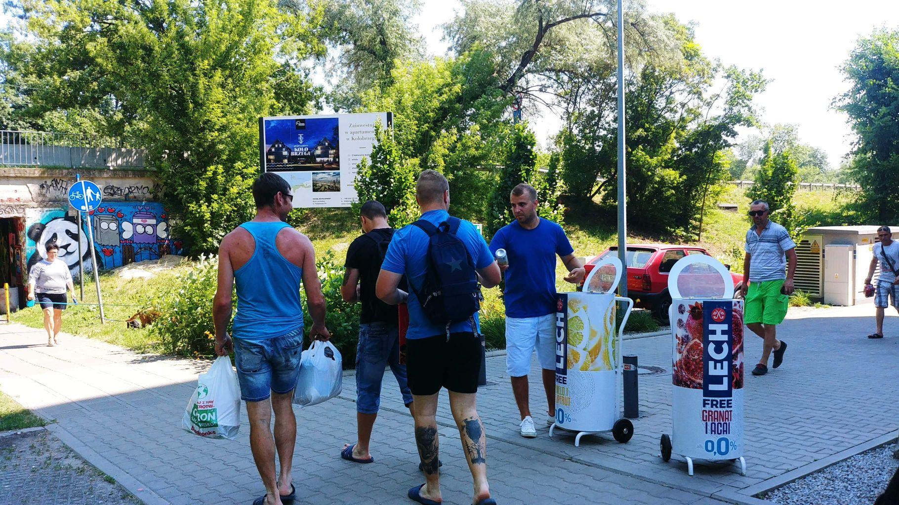 Lech Free za darmo Poznań okolice ogrodu botanicznego