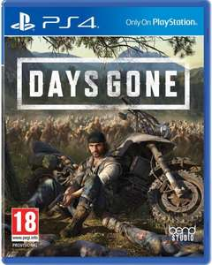 Days Gone ANG PS4