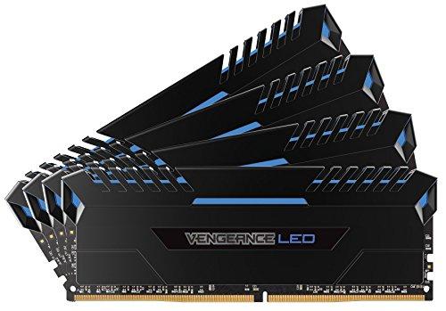 Pamięć RAM Corsair Vengeance LED 32GB (4x8GB) DDR4 3000MHz CL15