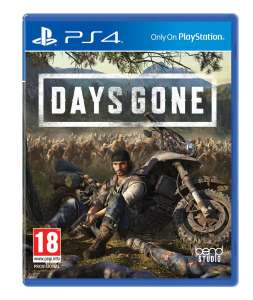 Days Gone PS4 ENG