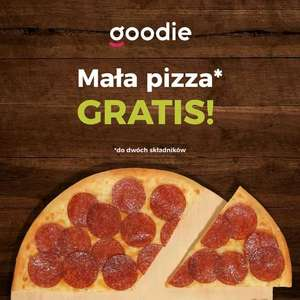 Mała pizza gratis z Goodie!