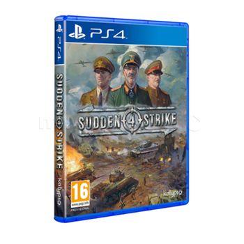 Gra PS4 Sudden Strike 4