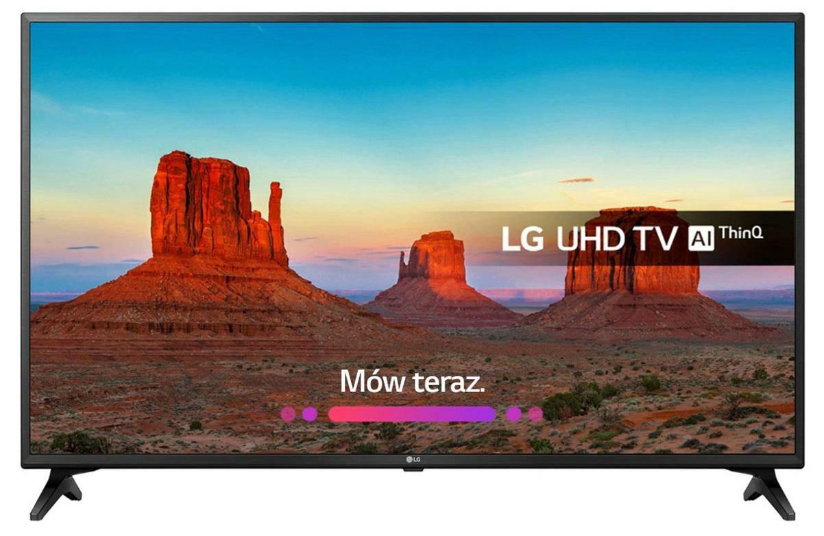 Telewizor 75 cali HDR LG 75UK6200 UHD