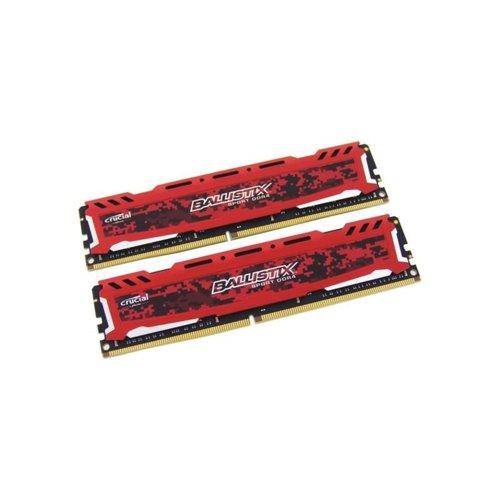 32GB RAM DDR4 Crucial Ballistix 2x16GB 2400 CL16