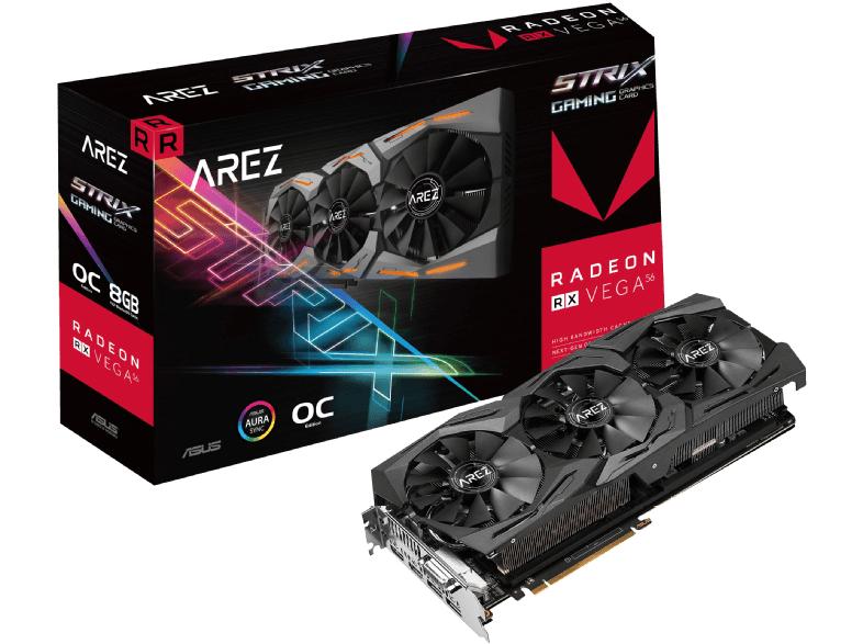 Asus strix AMD Radeon Vega 56 w dobrej cene z niemieckiego Mediamarkt oraz wiele innych ciekawostek