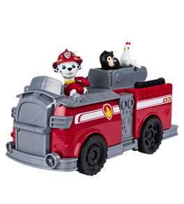 Promocja na zabawki Psi Patrol w al.to - Transformujący wóz strażacki Marshall