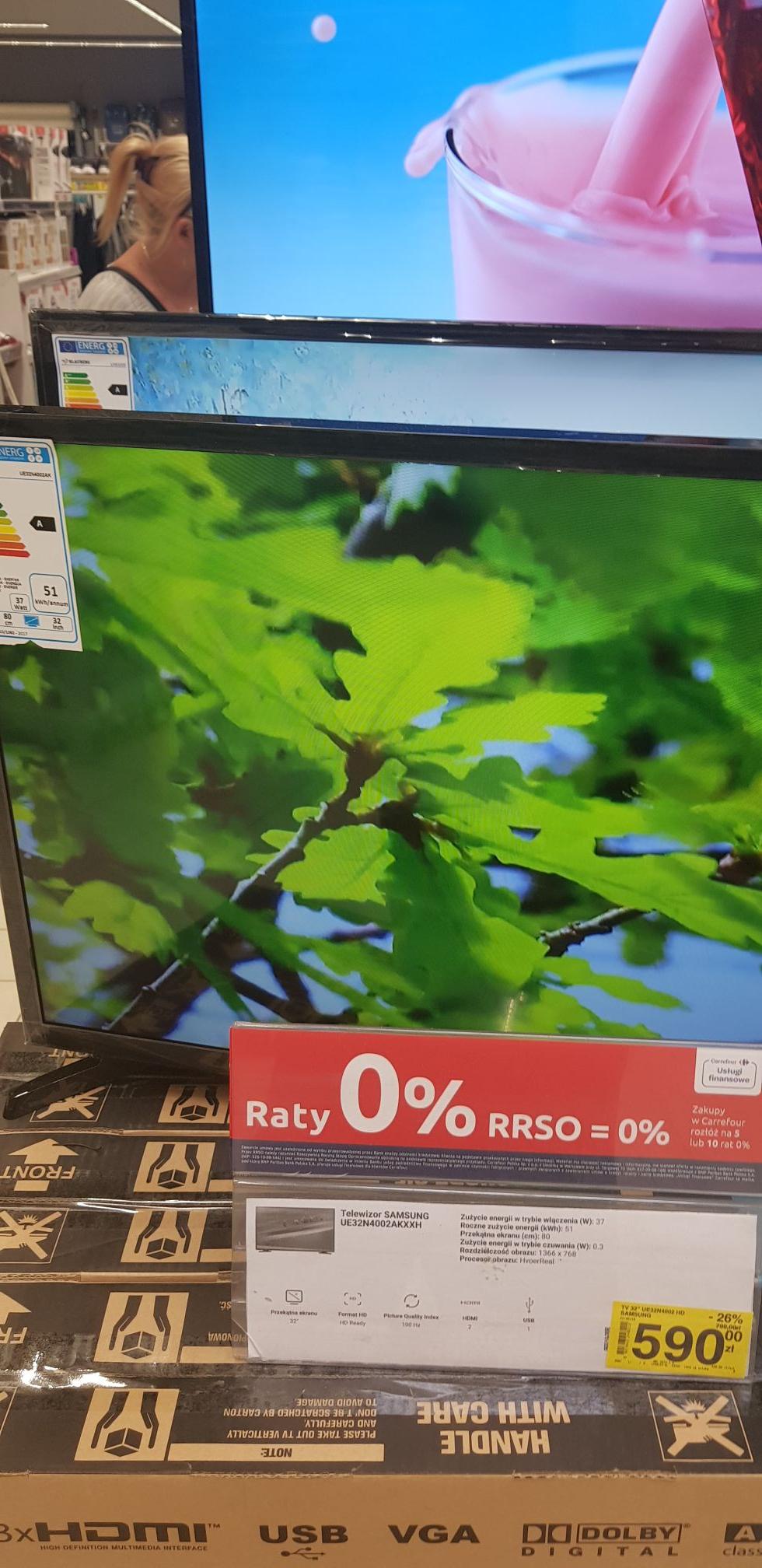Carrefour TV Samsung 32'