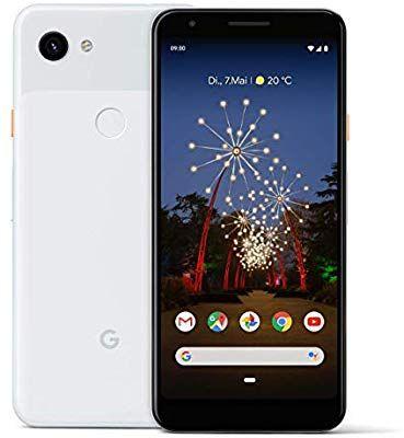Google Pixel 3A XL 64 GB Clearly White (Amazon.de)