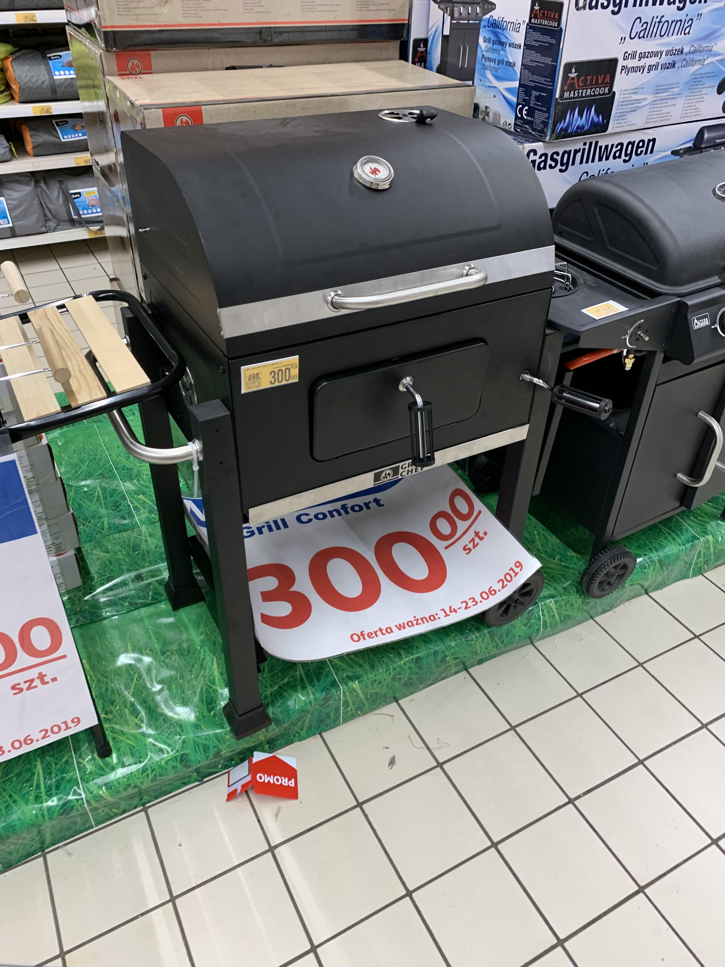 Grill Chef w jeszcze niższej cenie w Auchan Swadzim