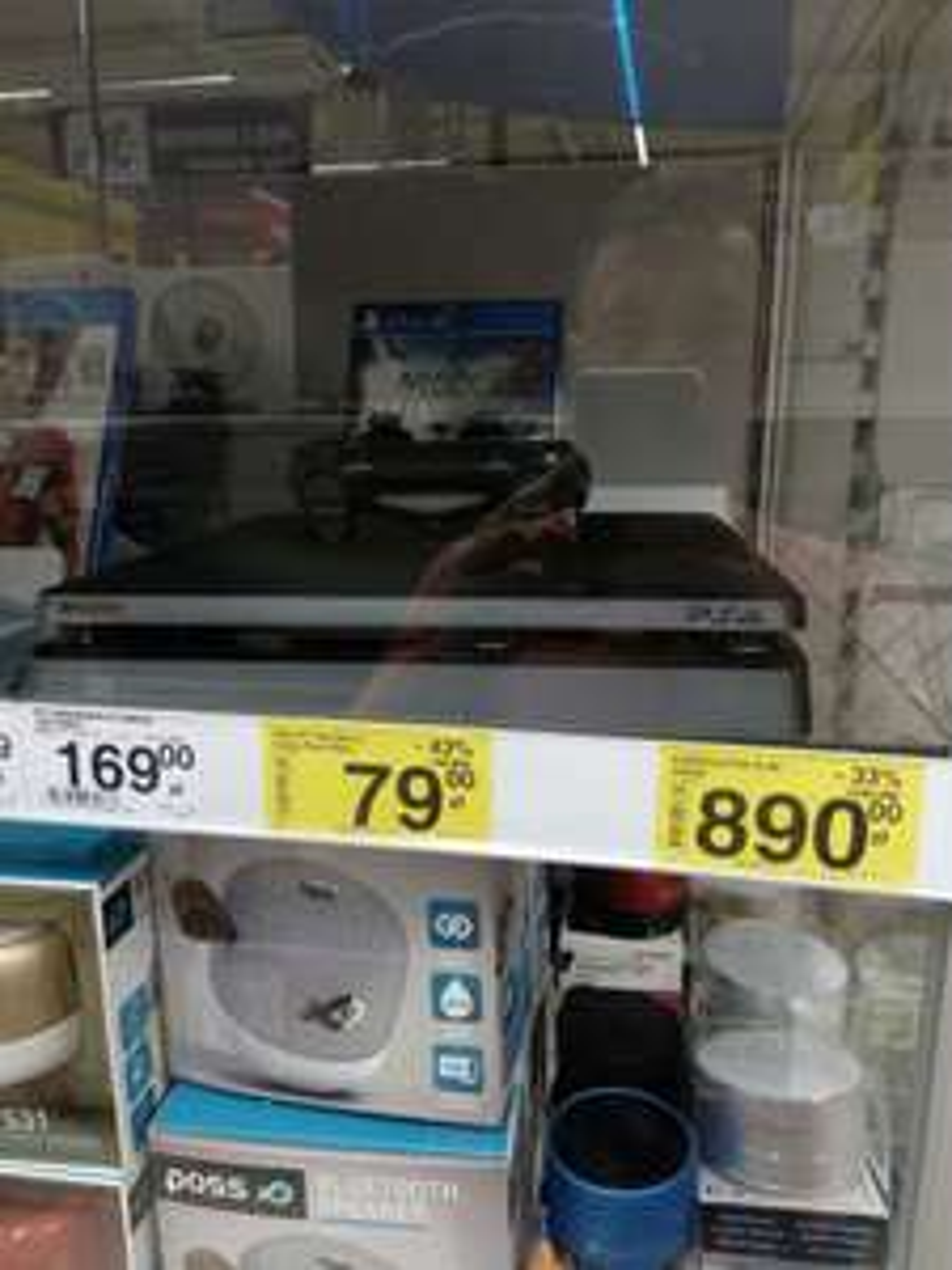 Sony PS4 Slim 500 GB Carrefour Puławy