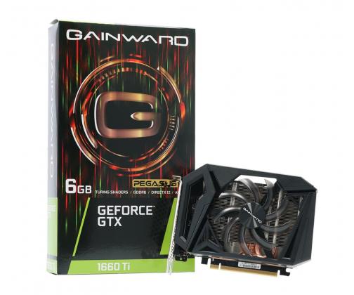 Gainward GeForce GTX 1660 Ti Pegasus OC 6GB GDDR6